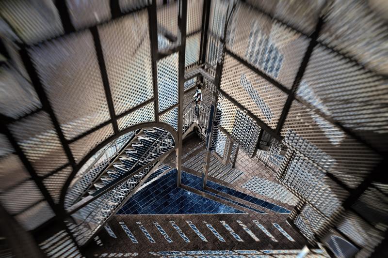 Lost-in-an-Escher-Universe