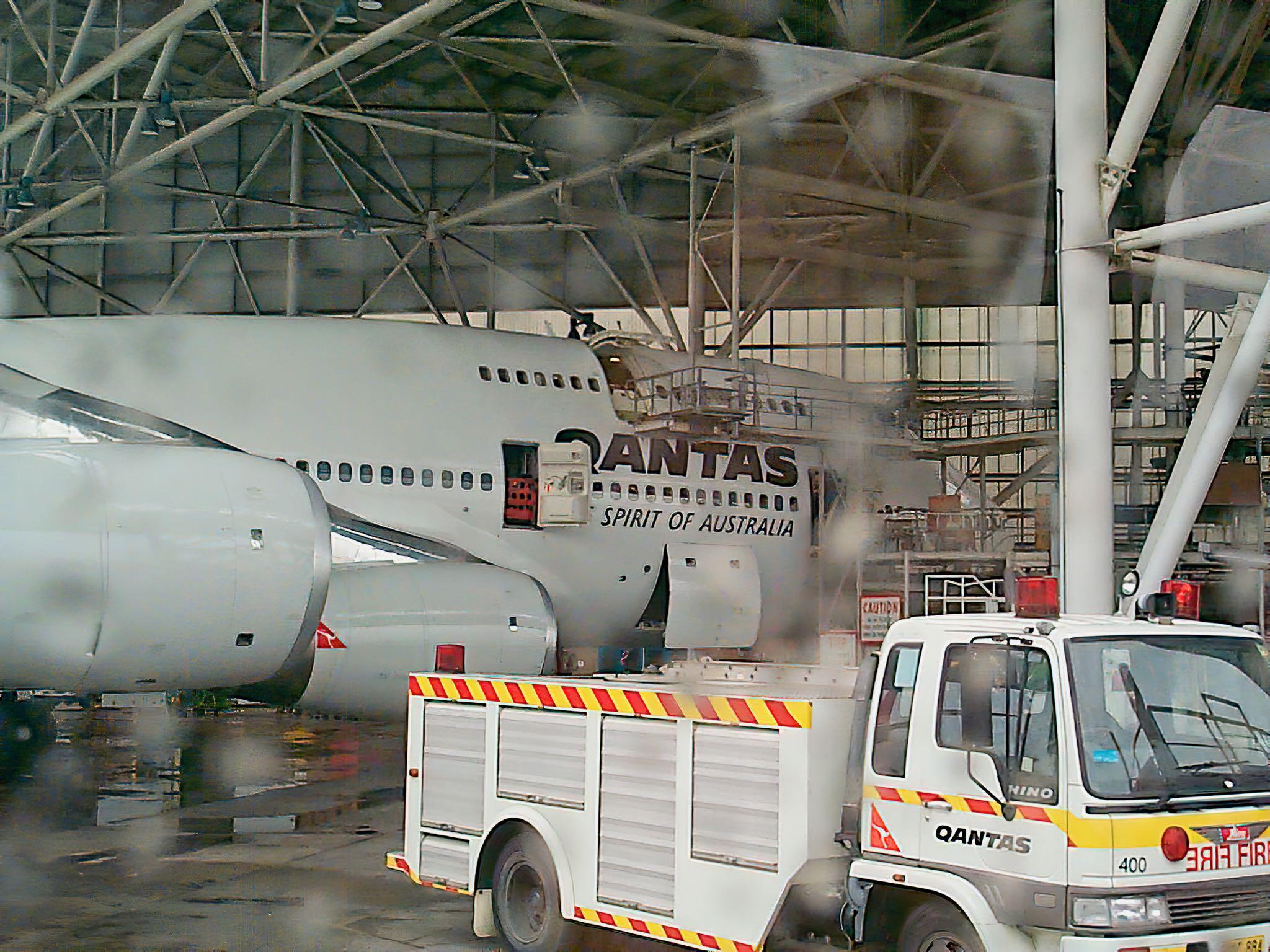 Sydney Airport 1999