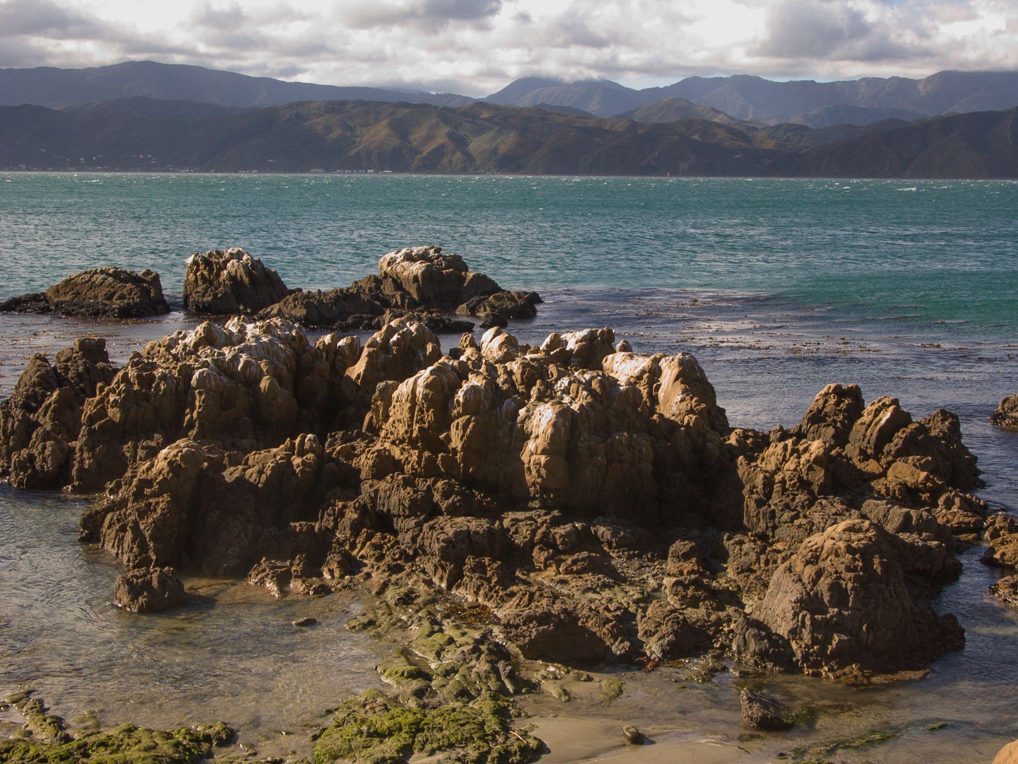 Scorching Bay