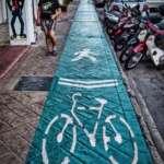 Penang shared path