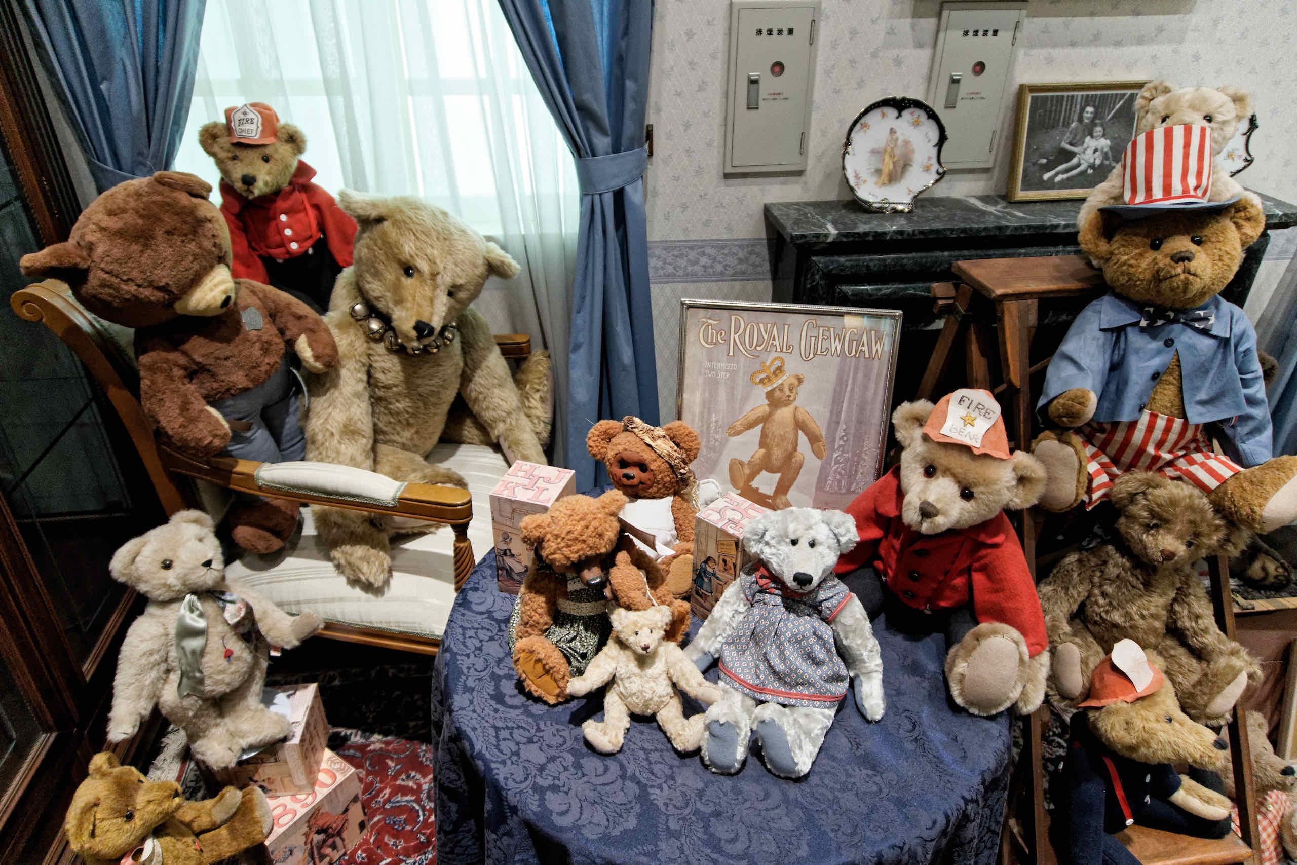 teddy bear kingdom